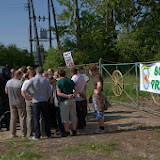 protest w TVP