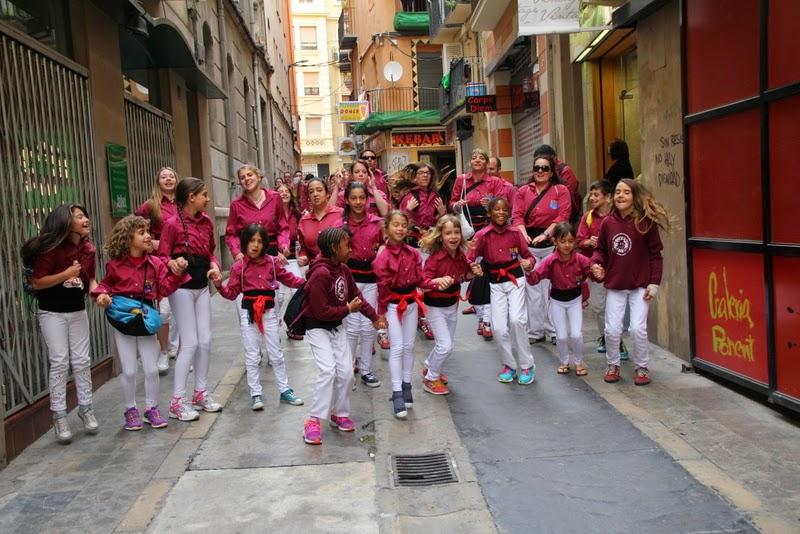 Actuació 20è Aniversari Castellers de Lleida Paeria 11-04-15 - IMG_8818.jpg