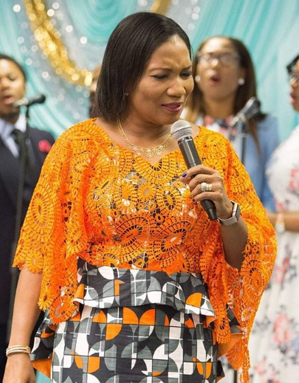 If you are the richest person among your friends, that relationship has expired. Move on - Clergywoman Funke Felix-Adejumo (video)