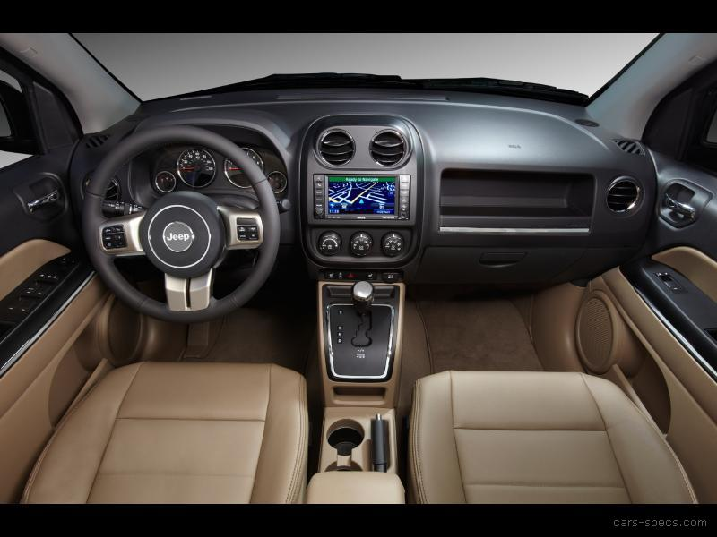 2012 jeep compass suv specifications pictures prices. Black Bedroom Furniture Sets. Home Design Ideas