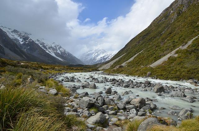 Nature Mountain New Zealand