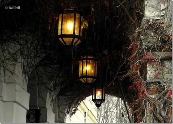 3 Lampen
