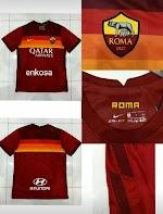 Jual Leaked Jersey As Roma Musim 2020-2021
