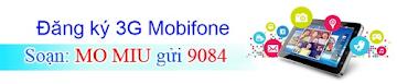 Dịch vụ 3G Mobifone | Đăng ký Vas Mobifone