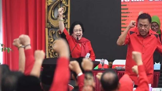 Alotnya PDIP Mencari Calon Pengganti Risma, Megawati Galau?