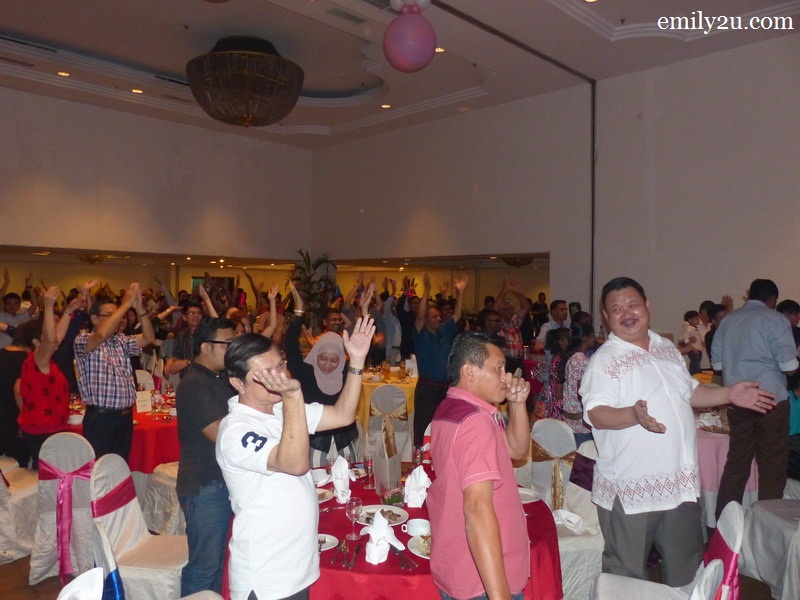 Impiana Hotel Ipoh New Year Celebration