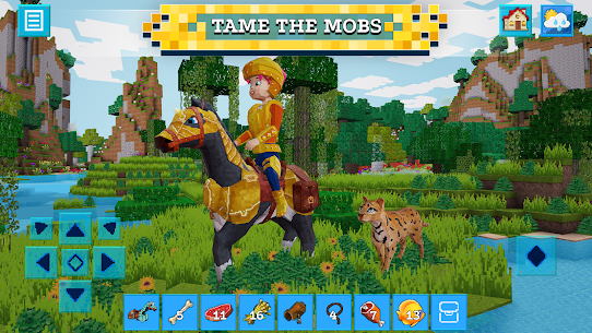 RealmCraft MOD Apk 4.2.6 (Unlimited Shopping) 9