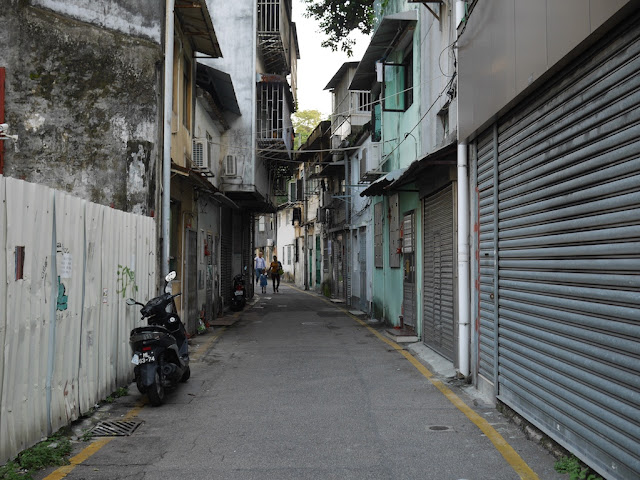 Rua do Patane in Macau