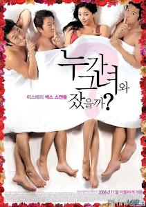 Cô Giáo Thực Tập Khiêu Gợi - Who Slept With Her poster