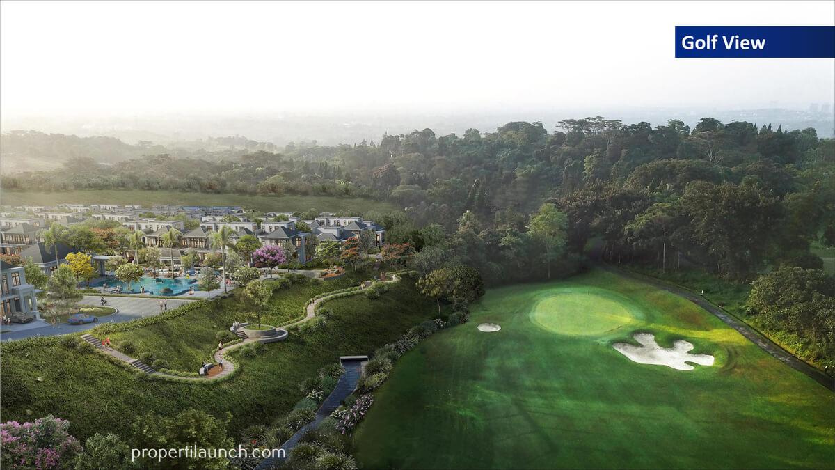 Cluster Rosewood Golf Residence Sumbog