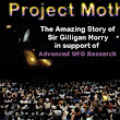 Project MotherShip. Jims Space Agency. Sir Gilligan Horry.