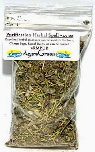 Purification Herbal Spell Mix