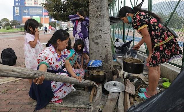 Mujeres rurales, indígenas y afros: claves para la recuperación pospandemia