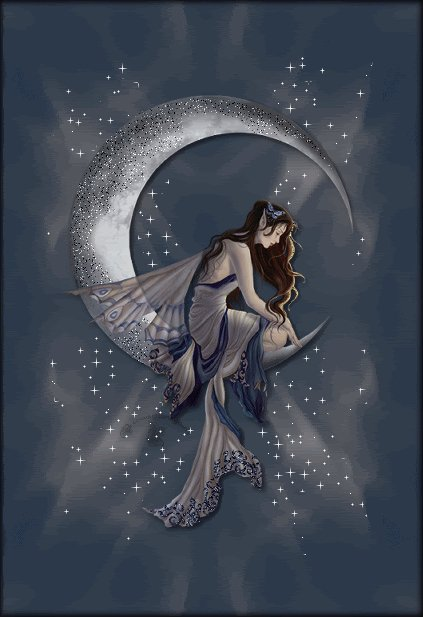 Moon Elven Princess, Moon Magic