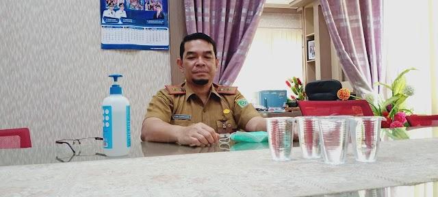 Pegawai Terpapar Covid-19, Pelayanan Disdukcapil Tanbu Dilakukan via Online