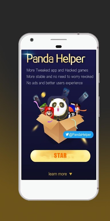 Download PANDA Helper VIP APK latest version 111,000+ for