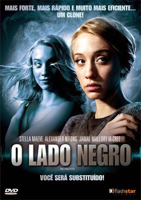 Filme Poster O Lado Negro DVDRip XviD Dual Audio & RMVB Dublado