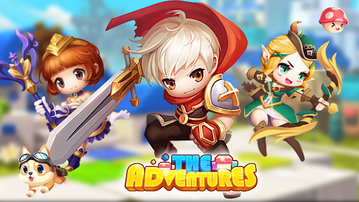 The Adventures -3D Non-locking movement for PC