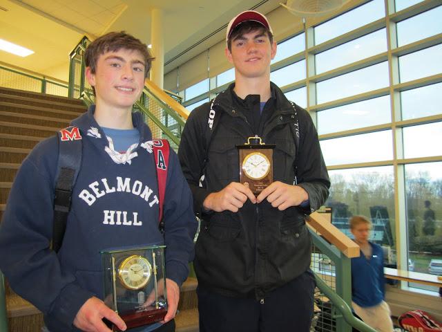 BU 17: Champion - Clark Doyle - (Waltham, MA); Finalist - Jack Harvey - (New York, NY)