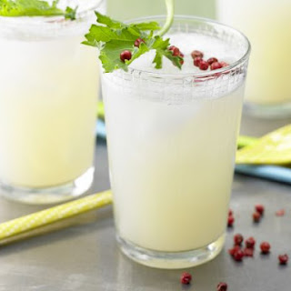 Kohlrabi Cocktail.