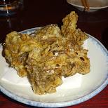 deep-fried seaweed, careful its very batter-y in Ikebukuro, Tokyo, Japan
