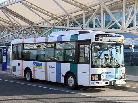 西鉄バス北九州「北九州空港エアポートバス」 2747