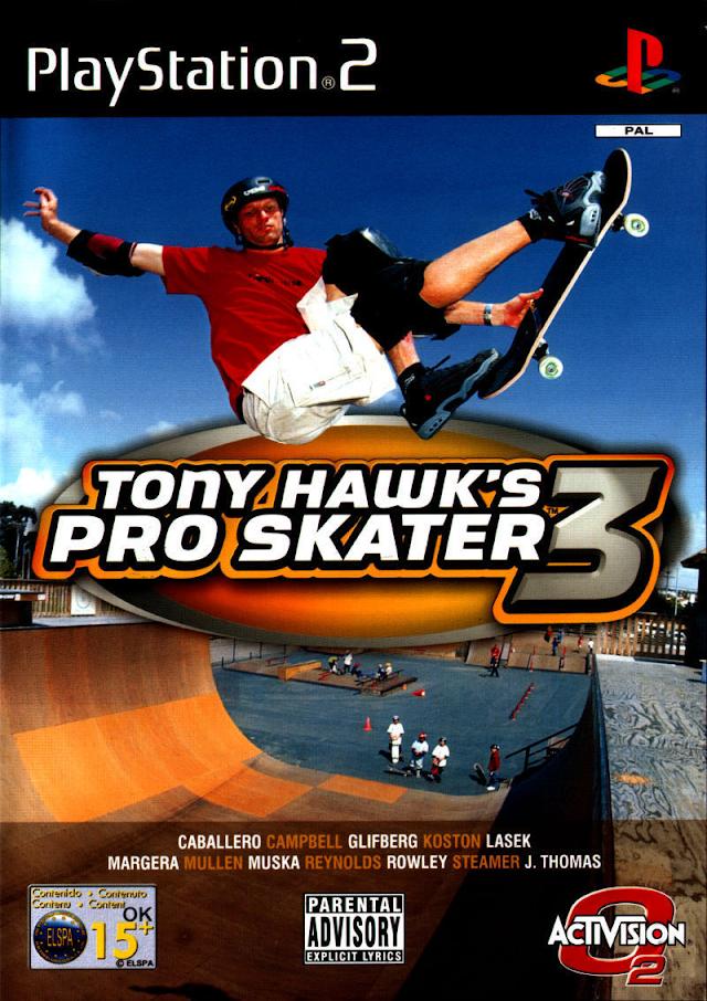 TONY HAWK´S : PRO SKATER 3