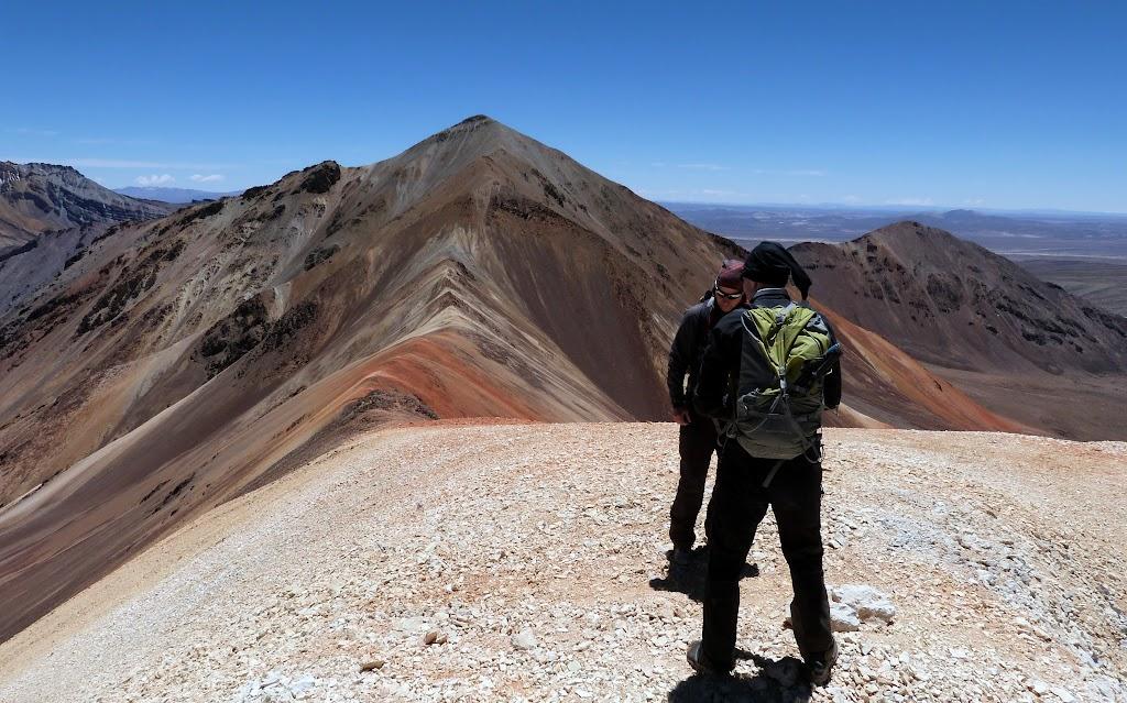 Chile Bergtour Suriplaza bei Putre in Nordchile 2