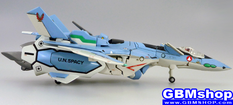Macross Yamato 1/72 VF-X2 VF-19A VF-X Ravens Excalibur Fighter Mode