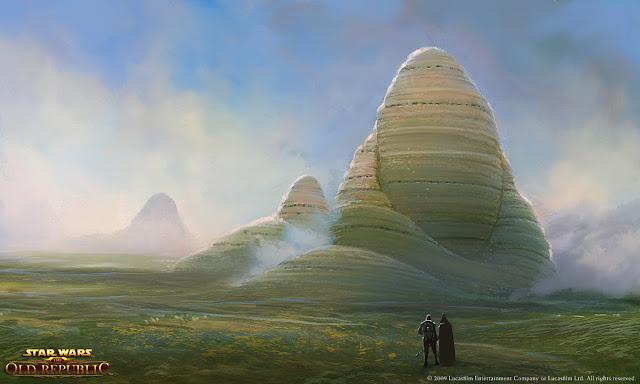Star Wars The Old Republic: SWTOR: Снятся ли одиночкам электрические овцы