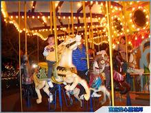 麗寶樂園-旋轉木馬