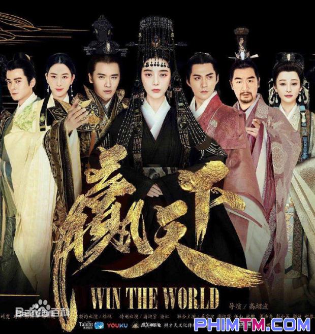 Ba Thanh (Phạm Băng Băng) gây tranh cãi vì nụ hôn với Tần Vương trong Thắng Thiên Hạ - Ảnh 9.