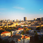 #Views of #DTLA and #Koreatown taken on Thanksgiving in Larchmont. #LosAngeles #DowntownLA #DowntownLosAngeles #KoreatownLA #view