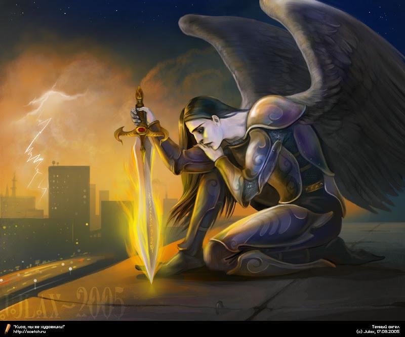Flight Of Amazing Angel, Angels 4