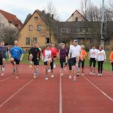 Marathon-Training 2013