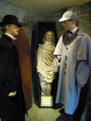 Inside the Sherlock Holmes Museum. From Best Museums in London and Beyond
