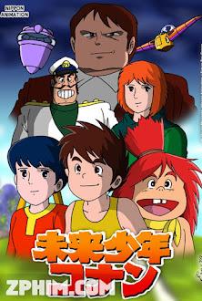 Conan, Cậu Bé Tương Lai - Future Boy Conan (1978) Poster