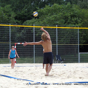 Beachvb in Goldstein