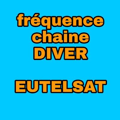 تردد قناة  divers  الجديدة على القمر الصناعي Eutelsat 5W مختصة في التغذية والصحة