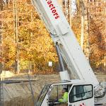 The all-important crane operator