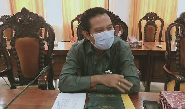 Bapemperda DPRD Kapuas Tindak LanjutiRaperda Retrisbusi IMB Hasil Evaluasi Kemendagri
