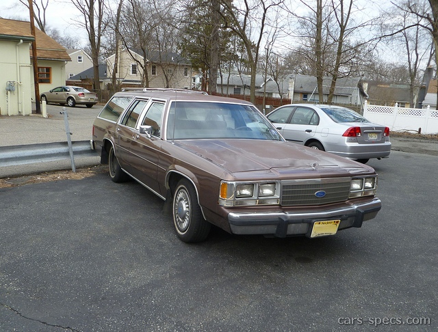 1990 ford ltd crown victoria wagon specifications. Black Bedroom Furniture Sets. Home Design Ideas
