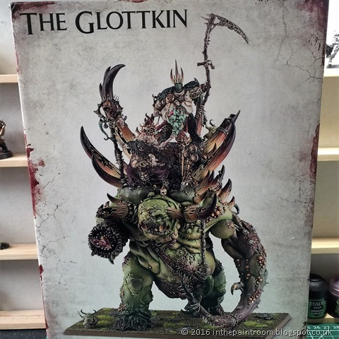 Games Workshop AoS Chaos Nurgle The Glotkin box