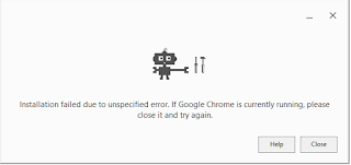 Chrome refuses to re-download HELP - Google Chrome Help