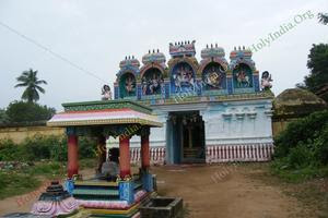 Thiruchemponpalli (Semponarkoil) Temple Main Entrance 02