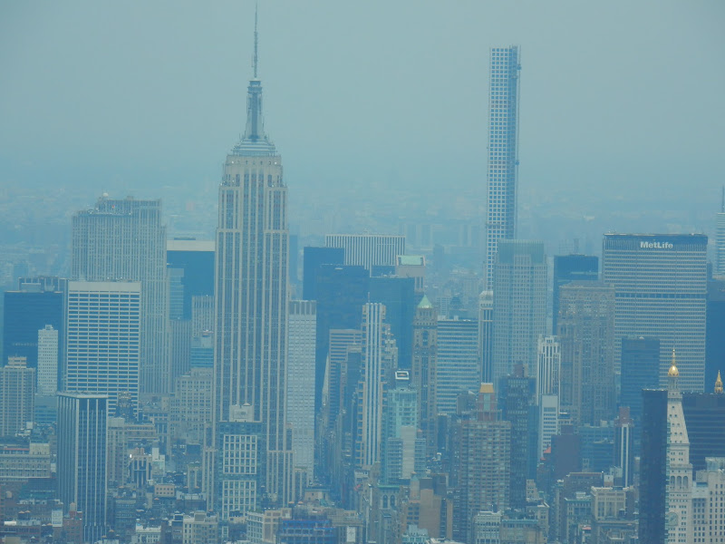 Freedom Tower, Observatorio, Observatory, One World Trade Center, World Trade Center, WTC, Twin Towers, Torres Gemelas, Memorial 9/11, Panorama, Paisaje, Brooklyn, New Jersey, Chrysler, Empire State, Estatua, Liberty Statue, New York, Nueva York, Manhattan