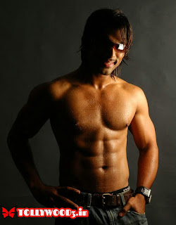 allu Arjun six pack body