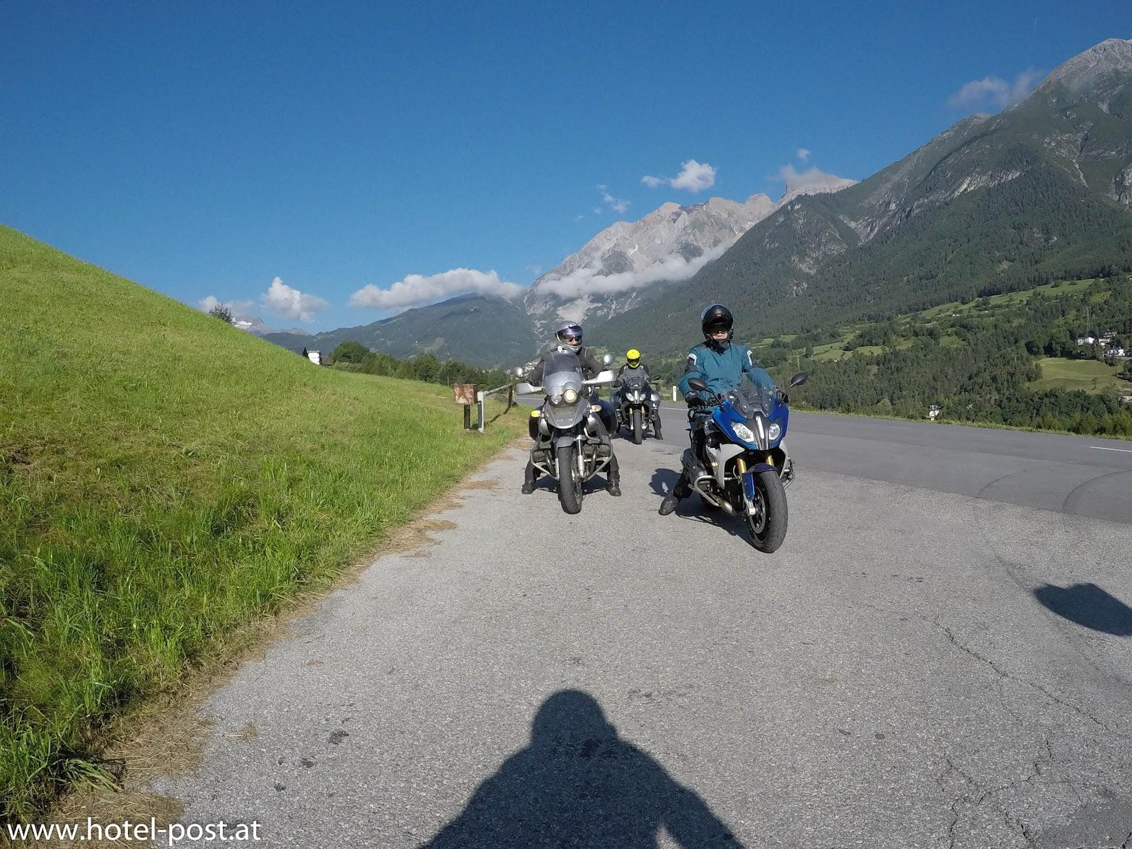 31.08.2016 postWirt´s geführte Motorradtour