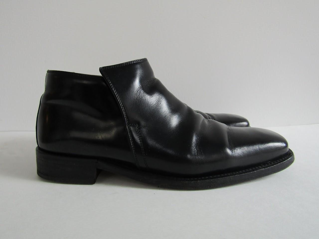 Hermes Paris Square Toe Boots
