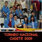 CAMPEONATO NACIONAL CADETE ALICANTE 2009